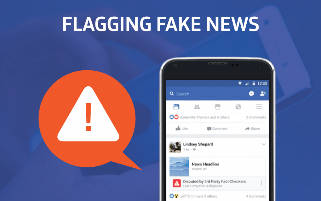 Flagging Fake News