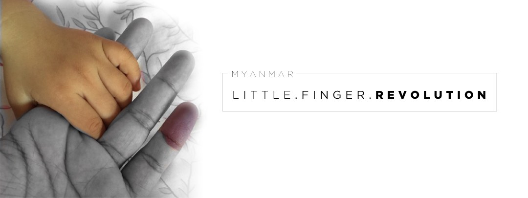 Myanmar Little Finger Revolution
