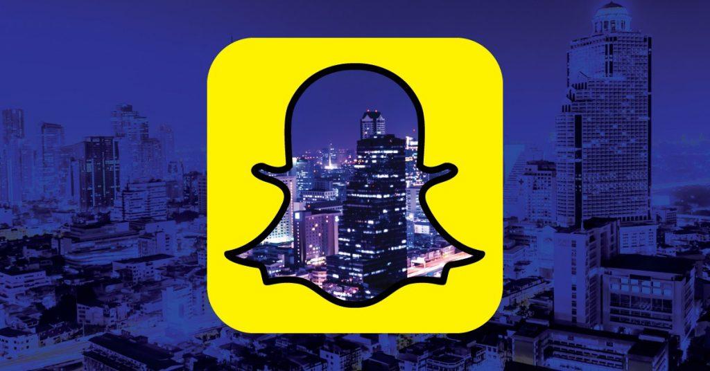 Snapchat in asia