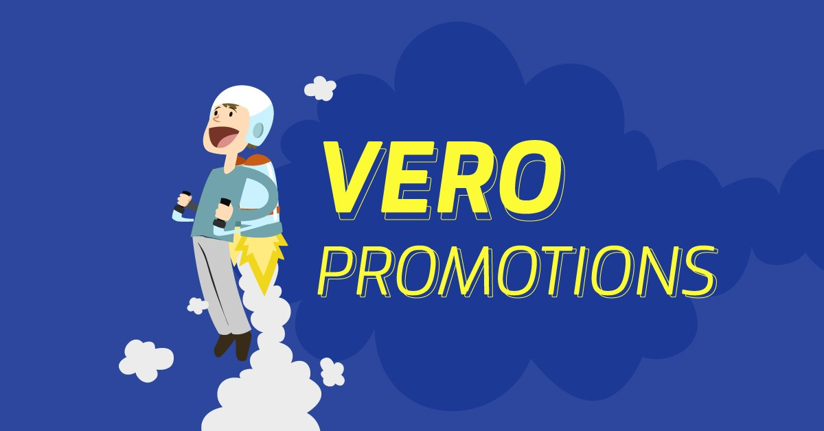Vero Promotion Sky Rocket Employee