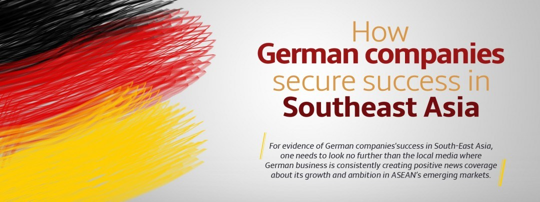 How German Companies secure success in Southeast Asia