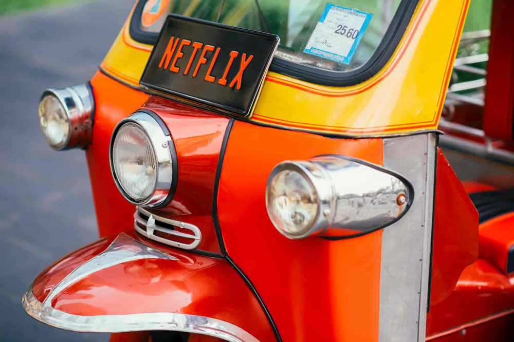Netflix – Media Launch Event