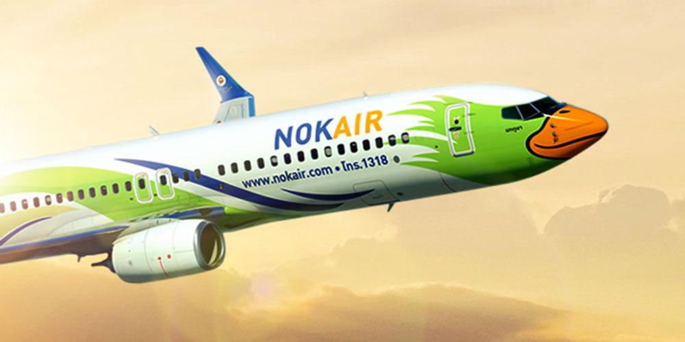 Nok Air – Social Media Marketing