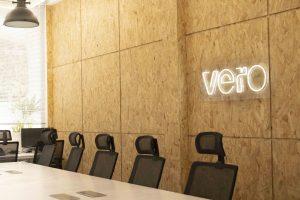 Vero's creative workspaces