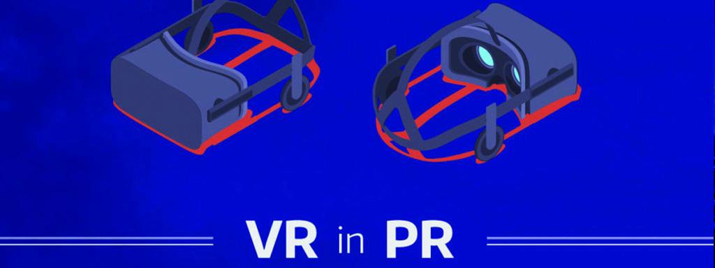 Marrying VR & PR