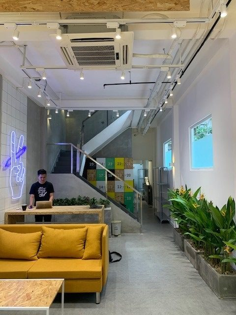 Vero Vietnam Office Entrance