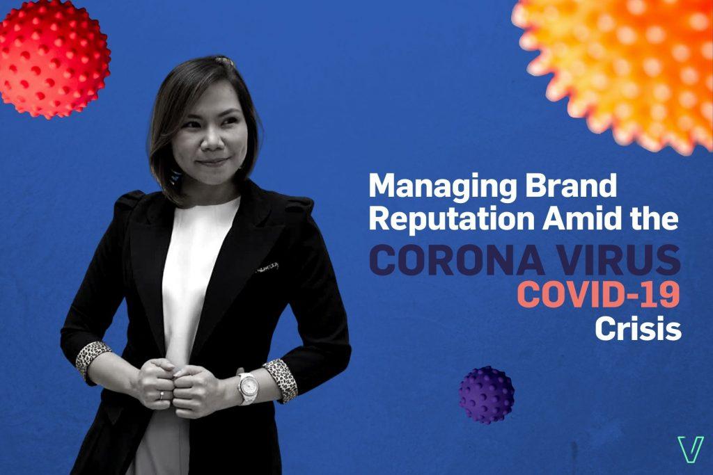 Managing Brand Reputation amid the COVID-19 Crisis