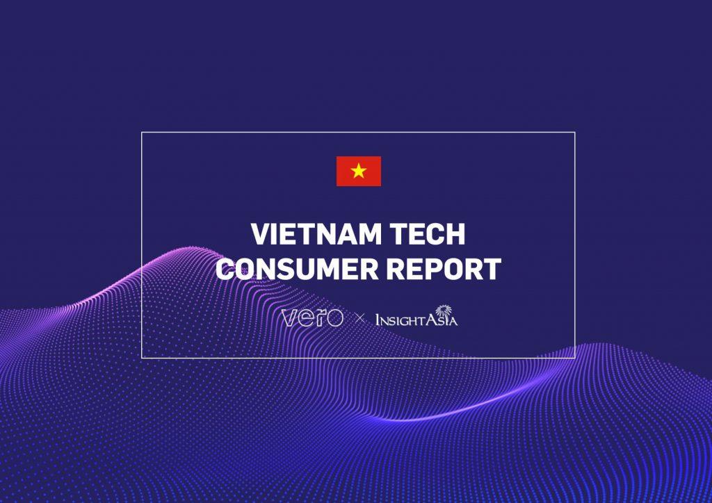 Tech Consumer Report | Vero x InsightAsia