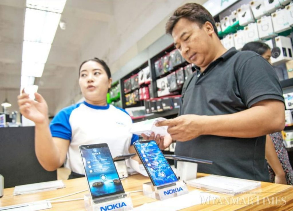 Local survey shows most consumers in Myanmar bullish on tech