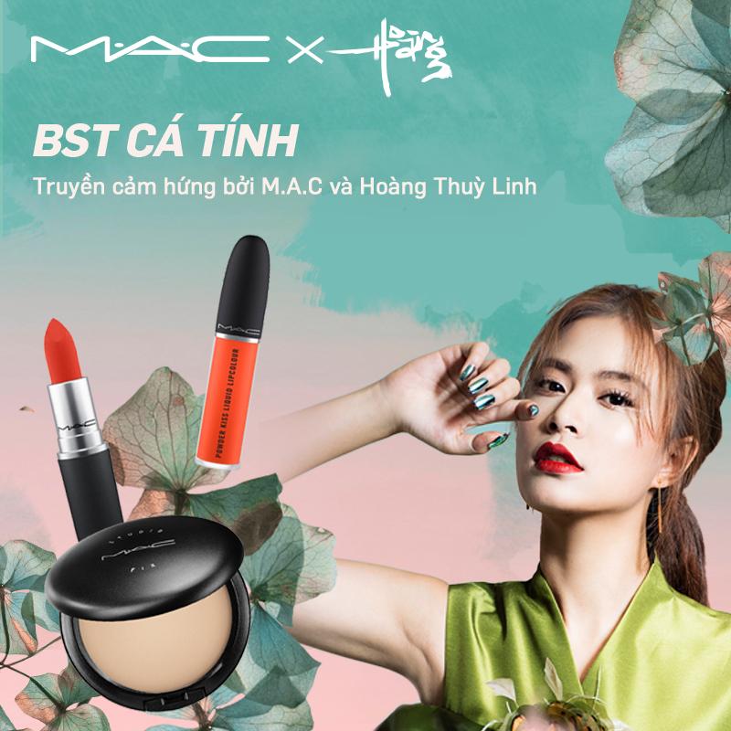 MAC x HOANG THUY LINH