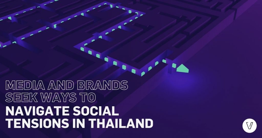 Media and brands seek ways to navigate social tensions in Thailand