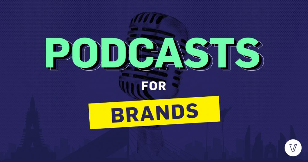 Branding with Podcasts: a new media frontier in Thailand