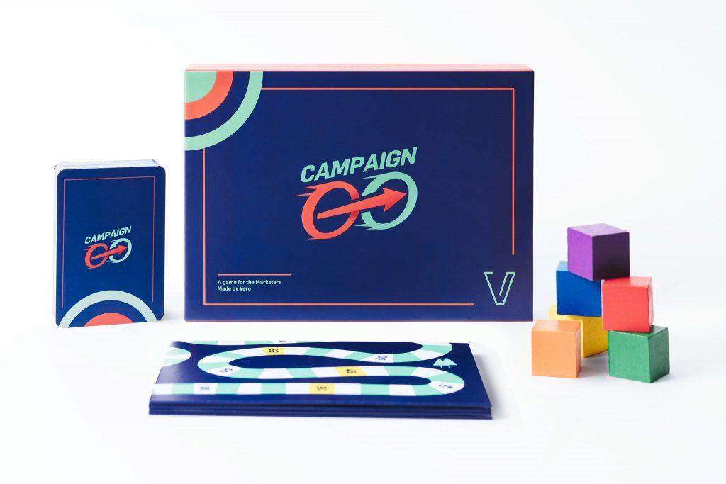 """Vero ra mắt bộ board game Marketing & PR mang tên """"Campaign Go"""""""