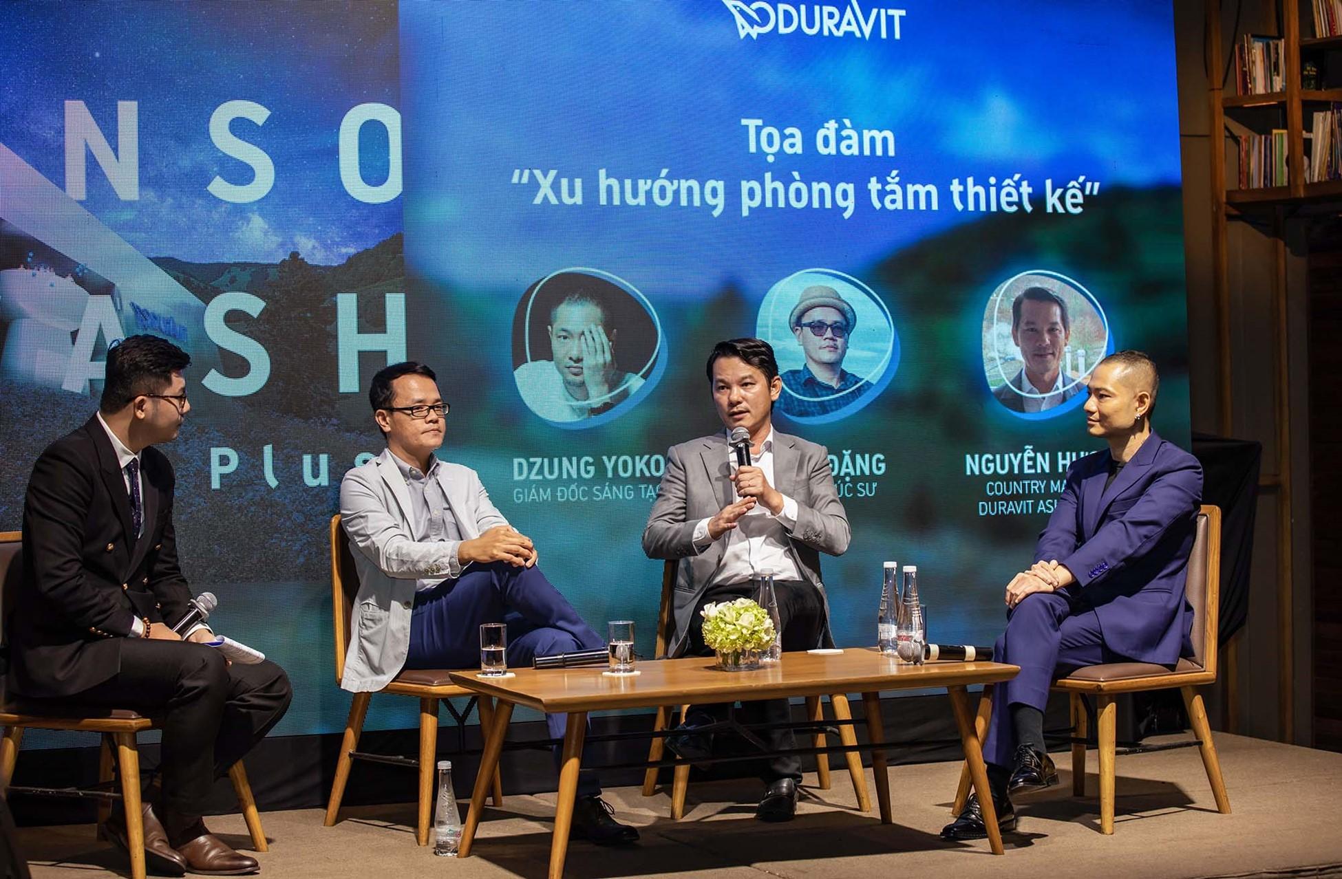 Vero x Duravit First event in Vietnam