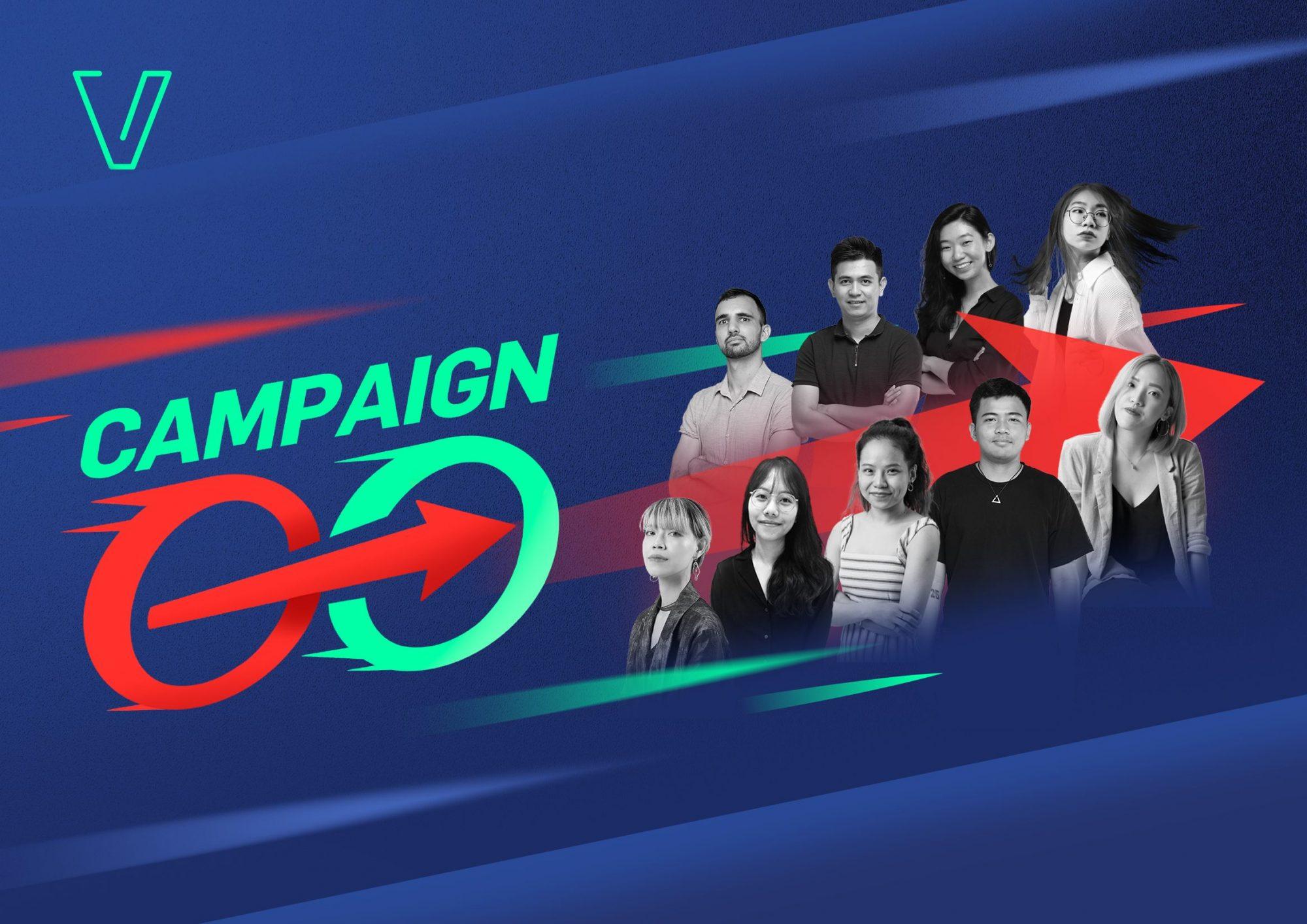 Meet the team behind Campaign Go