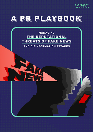 A PR Playbook for Managing Disinformation Threats