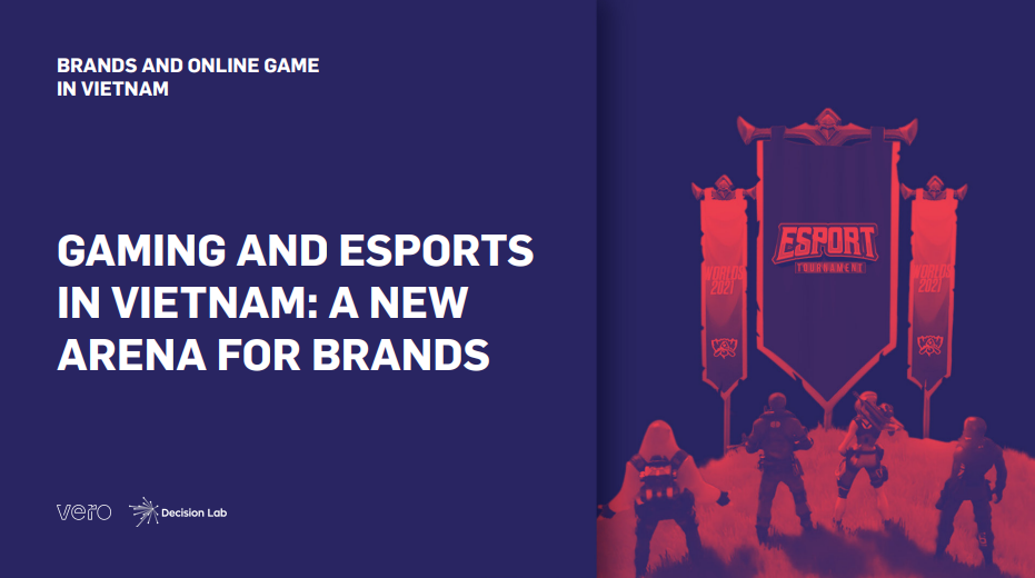 Gaming and Esports in Vietnam: A New Arena for Brands