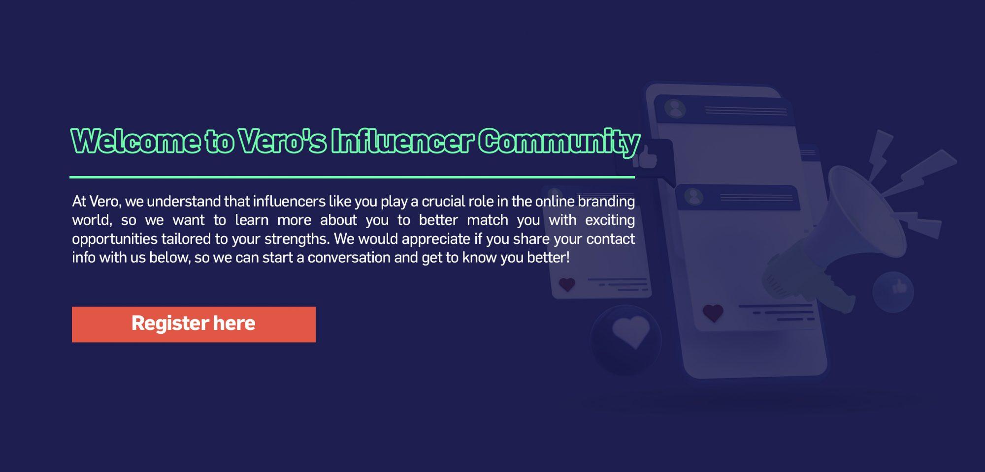 Influencer Community