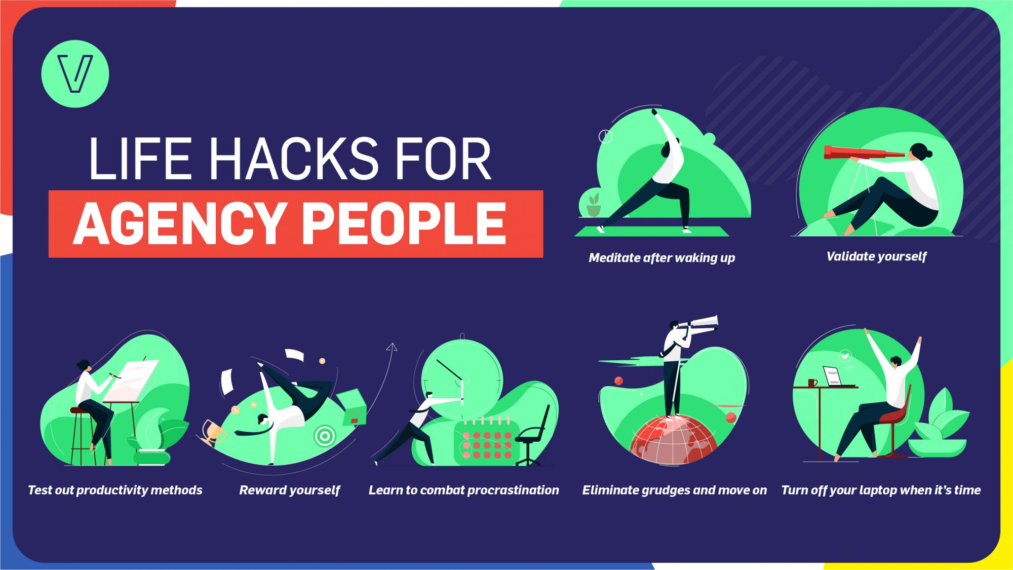 Life Hacks for Agency People? My Personal Review of 7 That Worked and Two That Didn't