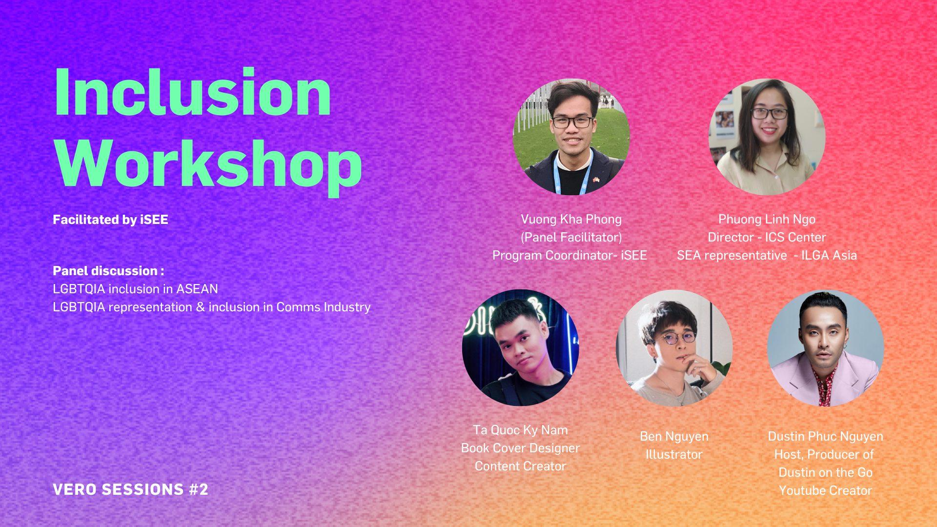 Vero Meets #2: LGBTIQ Inclusion in PR and Marketing