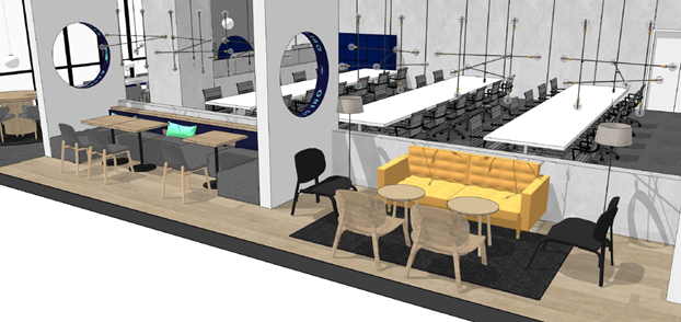 Supercampus: Vero's new office concept, lauches in Bangkok this Fall