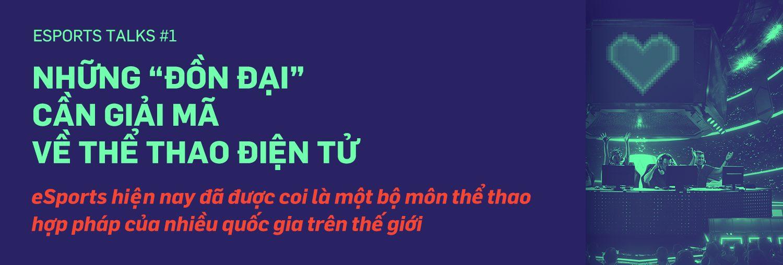Vero Tổ Chức Chuỗi Talkshow về Esports – Giải Mã Tiềm Năng của Ngành Thể Thao Điện Tử Việt Nam